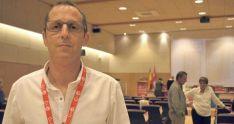 Alberto Lozano, de UGT Soria. /SN