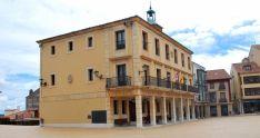 Imagen de la sede del Ayuntamiento adnamantino./SN