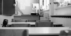 Un aula de un colegio. /SN