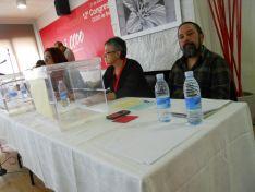 Una imagen del 12º Congreso Provincial de CC OO Soria. /SN