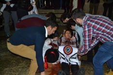 Muerte de La Barrosa en Abejar