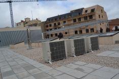Otra imagen del la construcción. /SN