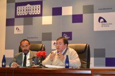 Luis Rey y Ricardo Corredor