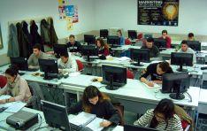 Alumnos del IES Castilla.