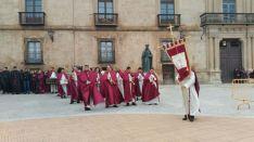 Toques y sonidos de la Semana Santa en Almazán