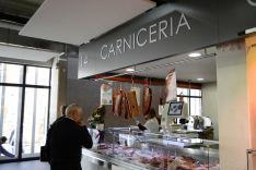 Inauguración Mercado de Abastos. /Patricia Lapresta