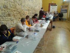 20 asistentes al curso del Campano de Soria.