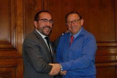 Luis Rey y Francisco Rubio