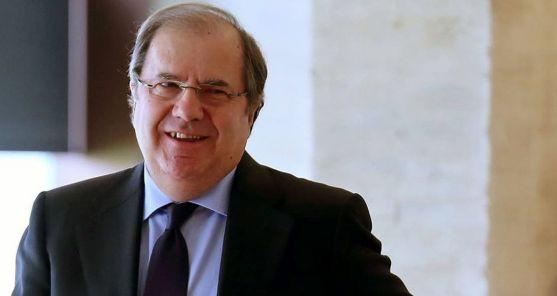 Juan Vicente Herrera, presidente del PP regional y de la Junta./PP