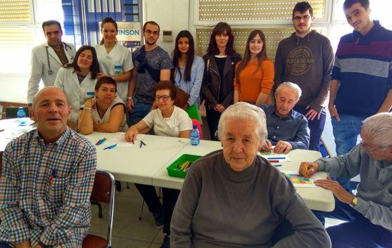Aprender y ayudar. /IES Castilla