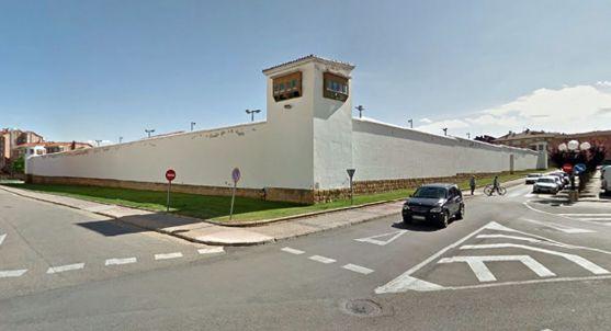 La prisión de Soria en una imagen de archivo./GM