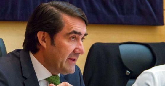 El consejero de Fomento, Juan Carlos Suárez-Quiñones. /Jta.