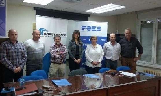 Nueva Junta Directiva/ FOES