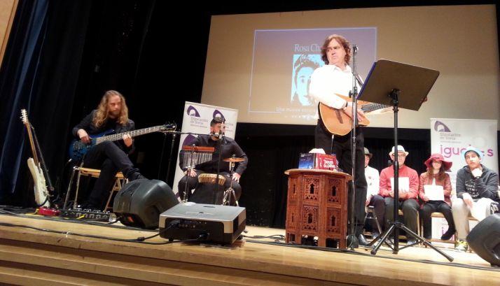 Imagen del concierto matinal./Dip.