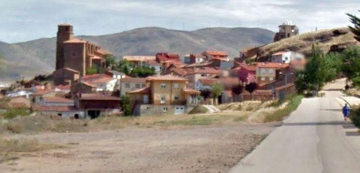 Vista de la localidad de Borobia. /SN