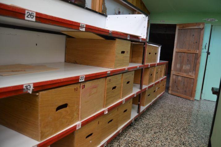 Estado actual de las instalaciones del Colegio San José. SN