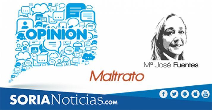 Foto 1 - Maltrato