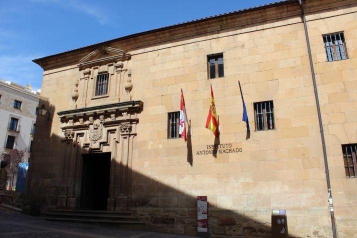 Las jornadas se inaugurarán el 6 de marzo en el IES Antonio Machado de Soria. /SN