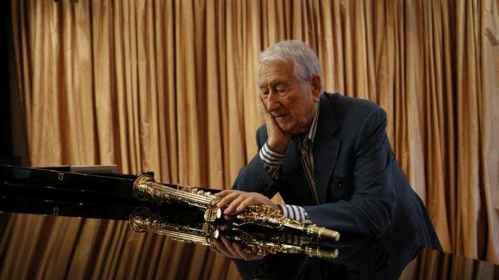 El maestro Pedro Iturralde./rtve