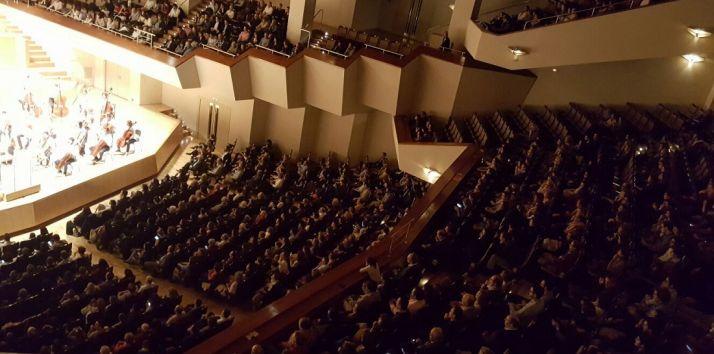Imagen del concierto. /SN