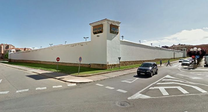 Imagen del centro penitenciario de Soria./SN