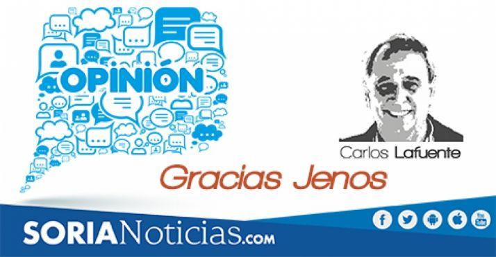 Foto 1 - Gracias Jenos