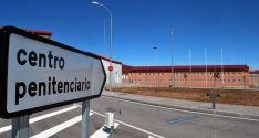 Entrada al nuevo centro penitenciario de Las Casas. /SN