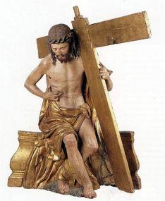 'Cristo Místico' la segunda obra de la provincia que estará en 'Reconciliare'. /DOS