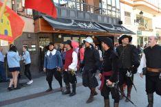 Recreaciones históricas con 'Oria Dauria' para celebrar el Dia de Castilla y León. /SN