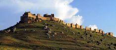 La fortaleza de Gormaz.