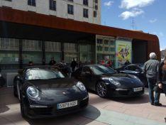 Automóviles en Mariano Granados/ SN