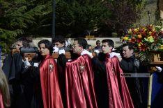 Procesión Domingo de Pascua. /Patricia Lapresta
