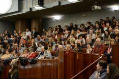 Público asistente. /Patricia Lapresta