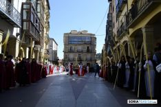 Procesión Domingo de Ramos. /Patricia Lapresta