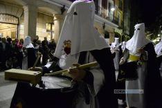 Procesión Jueves Santo. /Patricia Lapresta