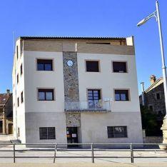 Ayuntamiento de Golmayo.
