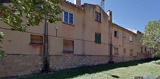 Imagen de las edificiaciones./SN