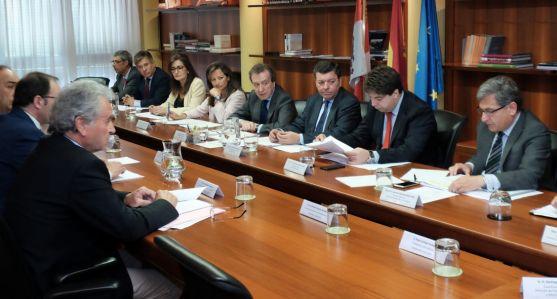 El Consejo de Cooperación Local de CyL.