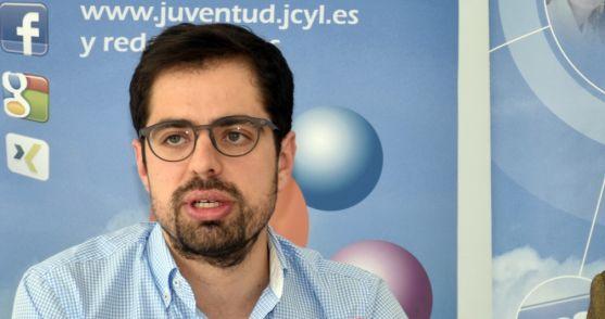 Eduardo Carazo, director general de Juventud de la Junta./Jta.