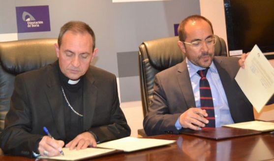 Obispado y Diputación