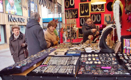 Feria de artesanía en Soria/ SN