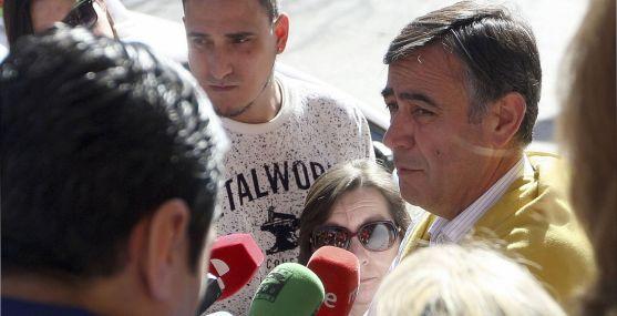 Antonio Pardo este miércoles en rueda de prensa. /SN