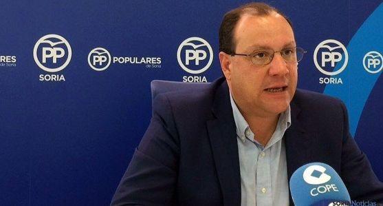 Pedro Antonio Heras, procurador del PP./SN