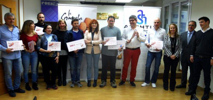 Imagen de familia del concurso de este año. /SN