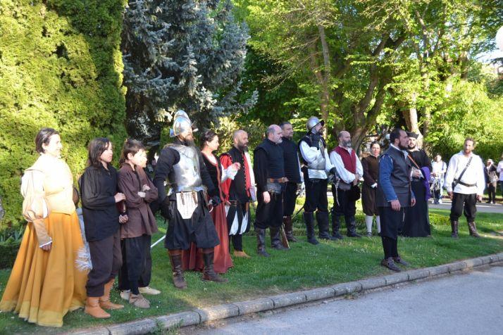Representación sobre los comuneros de Soria en 1520. /SN