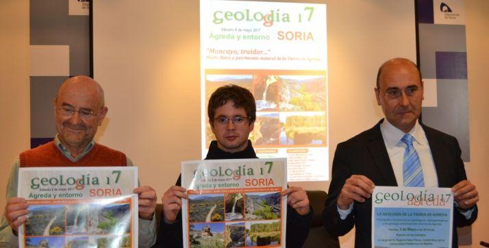 Geoldía 17 en Ágreda
