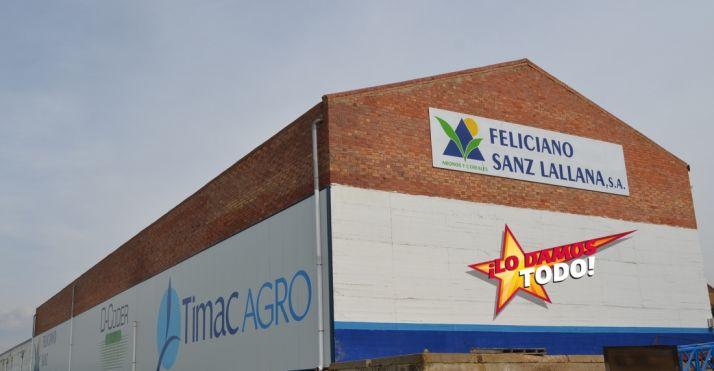 Instalaciones de Feliciano Sanz Lallana.