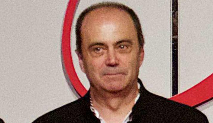 El poeta soriano Fermín Herrero.