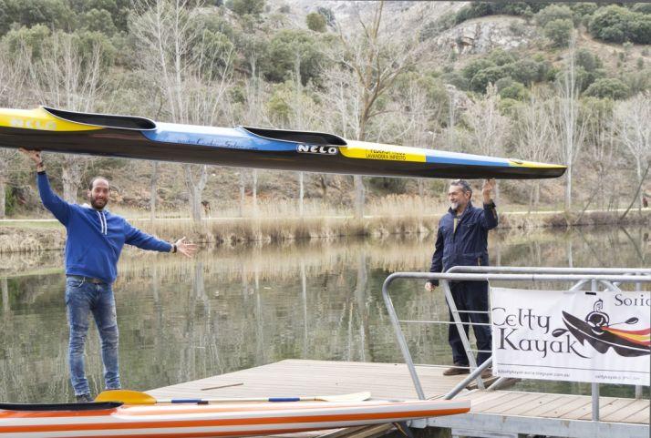 Foto 1 - Piragüismo en el Duero, un deporte real