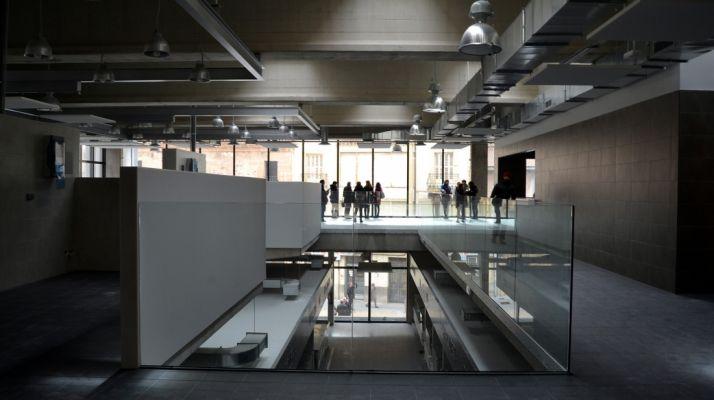 Imagen de archivo de la 1ª planta.